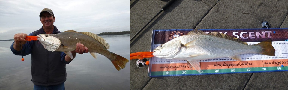 Fish Attractant for Soft Plastics